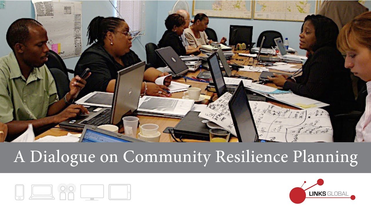 A Dialogue on Community Resilience-Planning